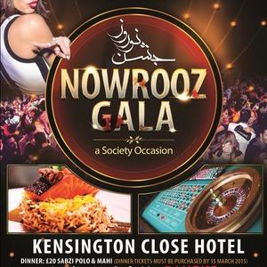 London Society Nowrooz Gala