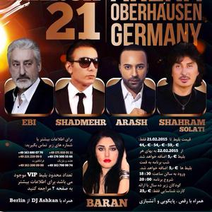 Norooz Concert Oberhausen