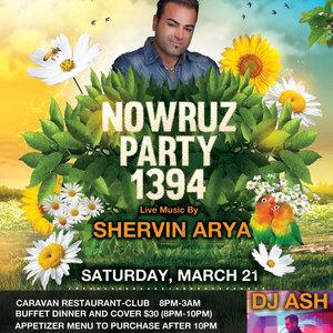 Nowruz 1394 Party