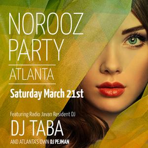 Radio Javan Norooz Party Atlanta
