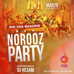 Norooz Party: Did vaa Baazdid