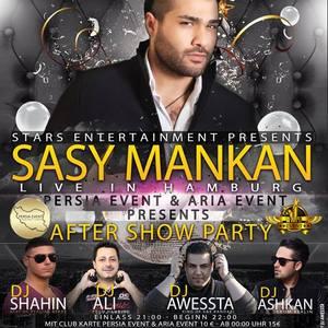 Sasy Mankan Live in Concert