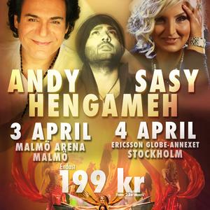 Norooz Concert 1394 - Scandinavian