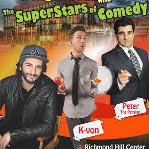 A Night of Fun With the Superstars of Comedy