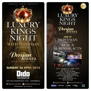 Luxury Kings Night
