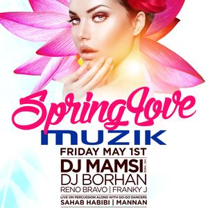 SPRING LOVE @ MUZIK