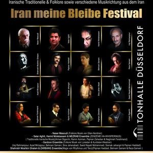 Iranisches Musikfestival