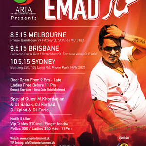 Emad Live In Concert