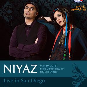 Niyaz Live in San Diego