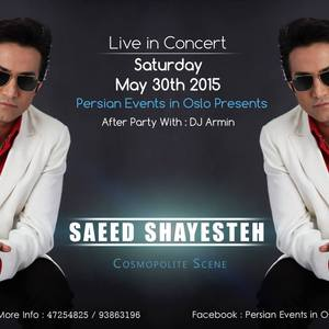Saeed Shayesteh Live In Concert