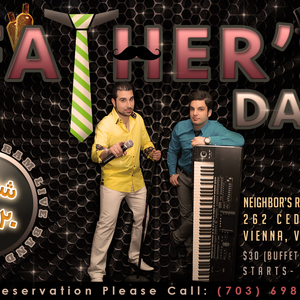 Father's Day Party with Eram Live Band