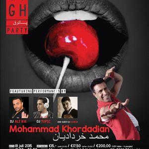 Mohammad Khordadian Live