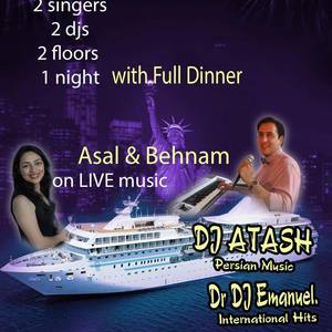 Concert on the Persian Cruise NYC