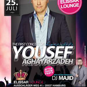 Yousef Aghayarzadeh Live In Concert