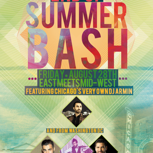 End of Summer Bash: East meets Mid-West