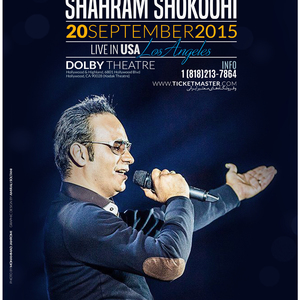 Shahram Shokoohi  Live in Concert