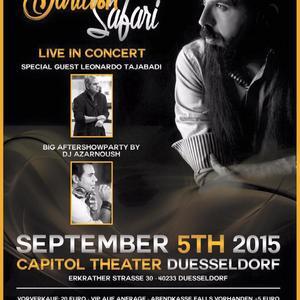 Dariush Safari Live in Concert