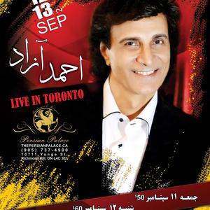 Ahmad Azad Live In Concert
