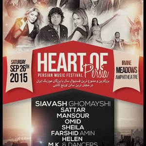 Heart of Persia Music Festival