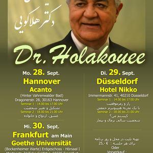 Dr. Holakouee Seminar
