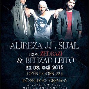 Alireza JJ, Sijal, & Behzad Leito Live In Concert