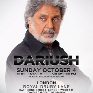 Dariush: Live in London