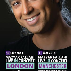 Mazyar Fallahi Live