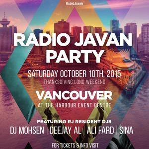 Radio Javan Vancouver Party