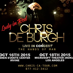 Chris De Burgh Live In Concert
