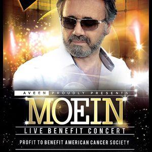 Moein Live In Concert