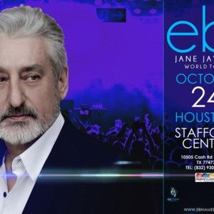 Ebi - Live in Houston