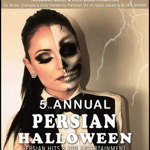 5th Annual Persian Halloween