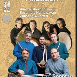 Hossein Alizadeh, Alireza Ghorbani, Hamavayan Ensemble & Zarbang Ensemble