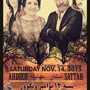 Sattar & Ahdeih Live