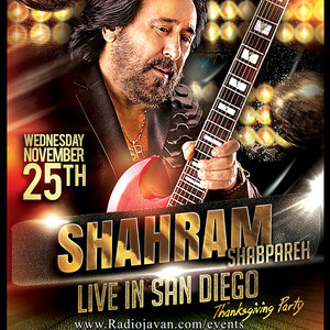 Shahram Shapareh Live in Concert