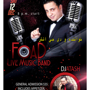 Foad Live in Concert