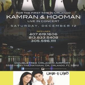 Kamran & Hooman Live In Concert
