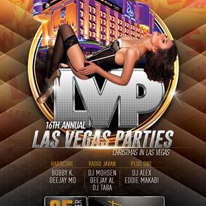 Las Vegas Christmas Party at DRAI'S