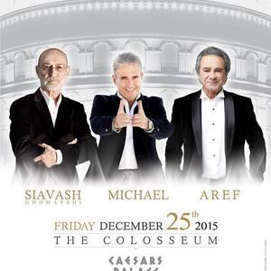 Las Vegas Persian Concert