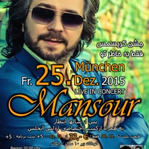 Mansour Live In Concert