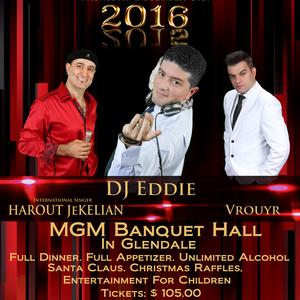 New Year's Eve Celebration 2016
