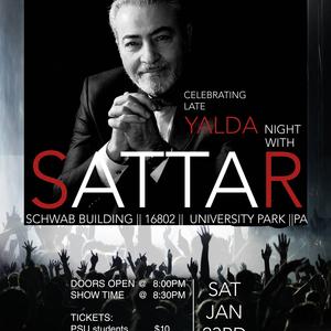 Sattar Live in Concert