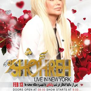 Shohreh Live In New York