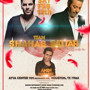 Sattar, Shahab Tiam & Amin Marashi Live