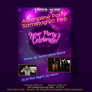 Adrenaline Party