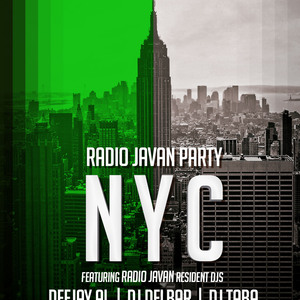 Radio Javan Party In New York City