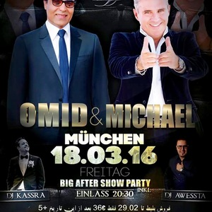 Omid & Michael Live in Concert
