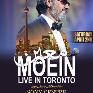 Moein Live in Toronto