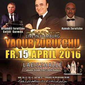 Yaghoub Zoroofchi Live