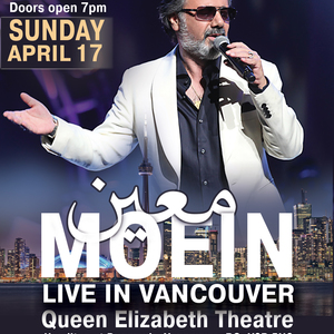 Moein Live In Vancouver